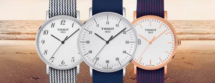 История часового бренда Tissot сделано в Швейцарии – Модели Tissot