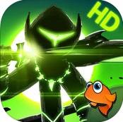 Топ-10 приложений для iOS и Android (15 - 21 мая) - League of Stickmen Logo