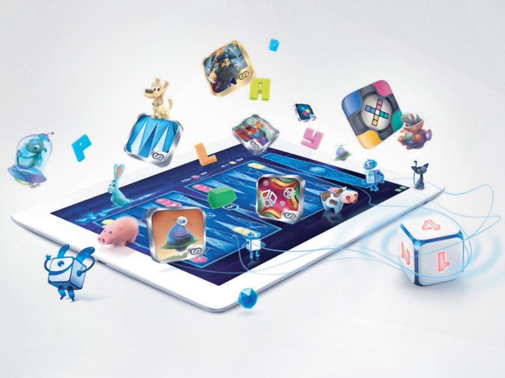 7 настольных игр, в которые можно поиграть на планшете
