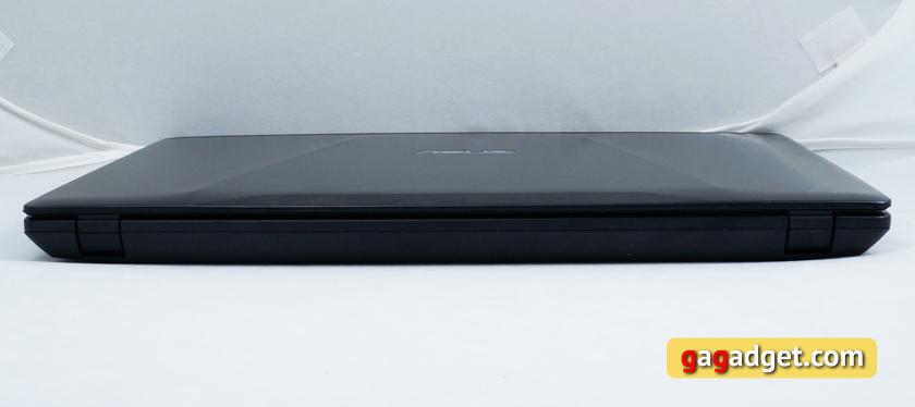 Обзор геймерского ноутбука ASUS FX553VD-12