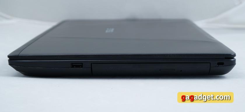 Обзор геймерского ноутбука ASUS FX553VD-14