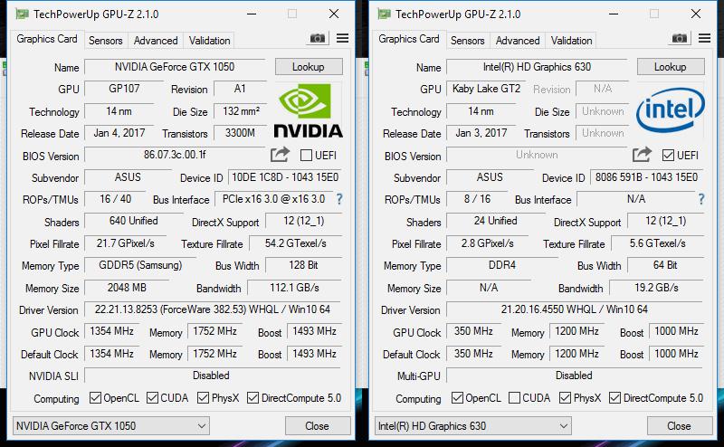 Обзор геймерского ноутбука ASUS FX553VD-41