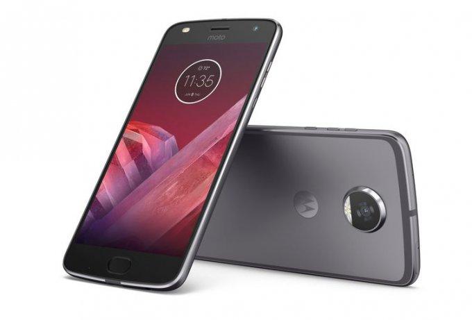 Анонсированы модульный смартфон Moto Z2Play и новые модули к нему (20 фото)