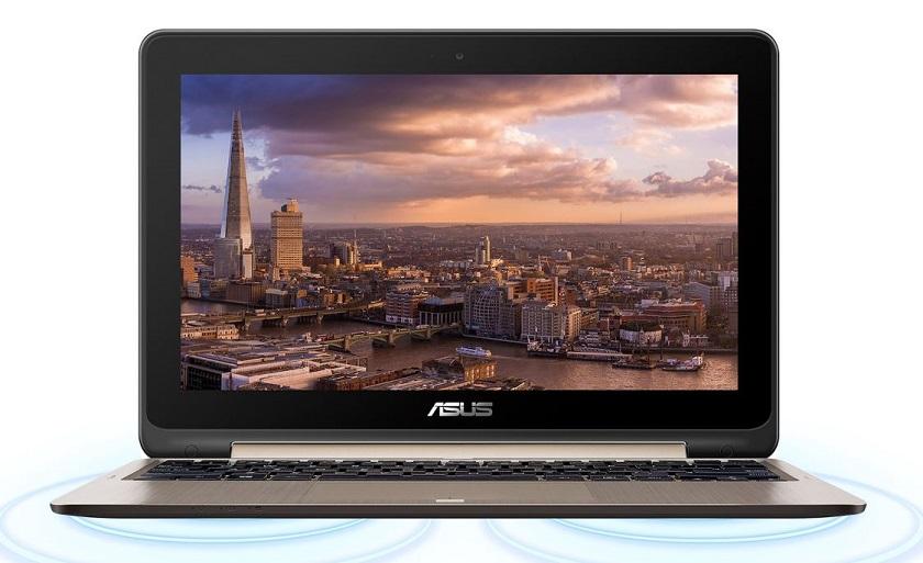 Asus выпустила компактный ноутбук-трансформер VivoBook Flip 12