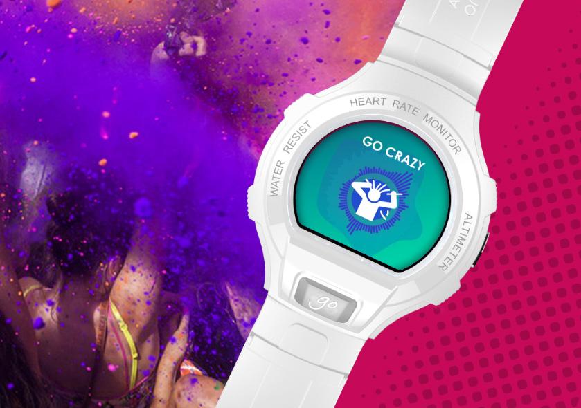Смарт-часы Alcatel, Pebble и TomTom обзор популярных моделей – Alcatel One Touch Go Watch