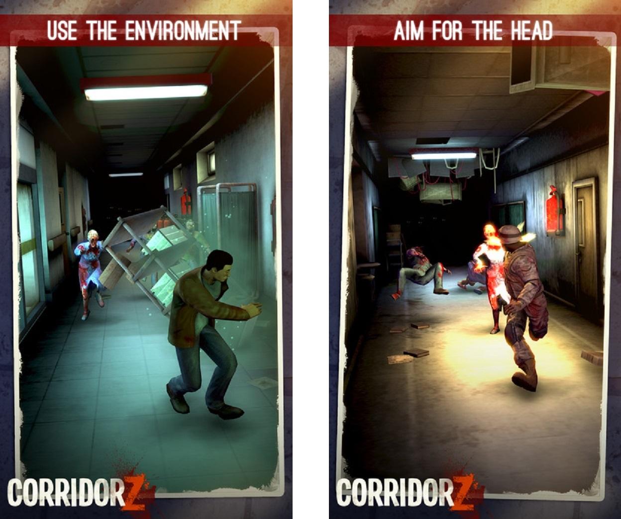 Топ-10 приложений для iOS и Android (29 мая - 4 июня) - Corridor Z (3)