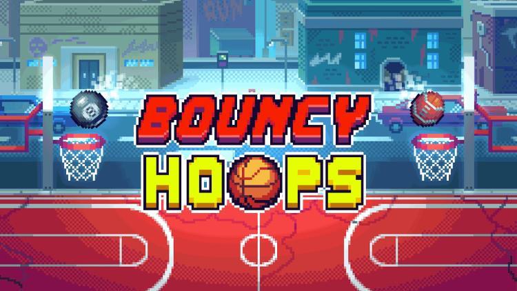 Топ-10 приложений для iOS и Android (29 мая - 4 июня) - Bouncy Hoops (1)