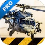 Топ-10 приложений для iOS и Android (29 мая - 4 июня) - Helicopter Sim Pro Logo