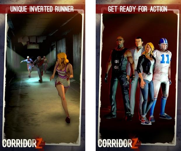 Топ-10 приложений для iOS и Android (29 мая - 4 июня) - Corridor Z (1)