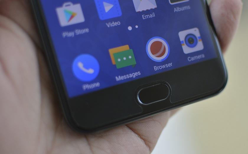 Vivo работает над первым в мире смартфоном со сканером отпечатков пальцев встроенным в экран