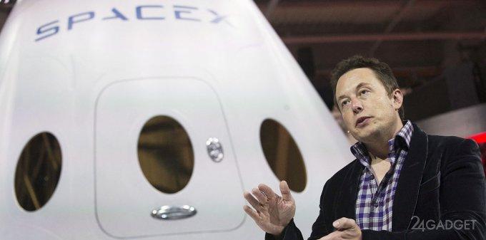 Илон Маск решил построить новый центр по восстановлению ракет-носителей SpaceX