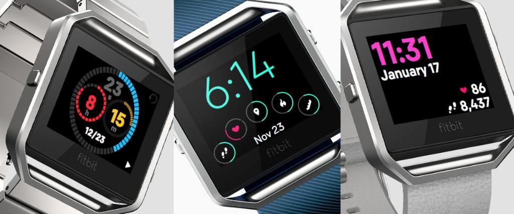 Как выбрать смарт-часы особенности, советы, нюансы – Fitbit Blaze