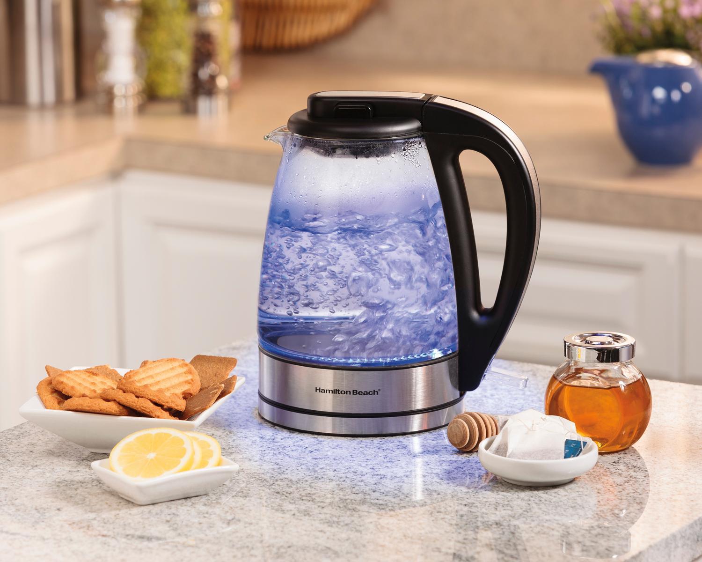 Как очистить чайник от накипи - профилактика