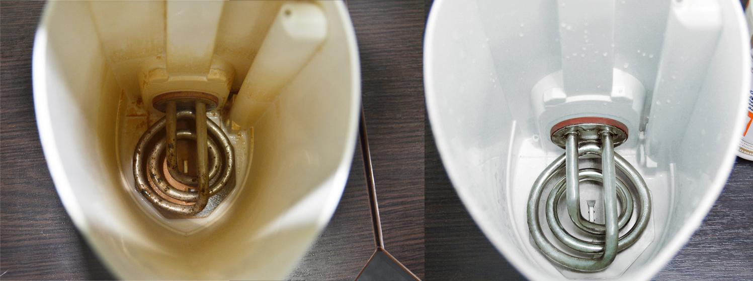 Как очистить чайник от накипи – чистый чайник