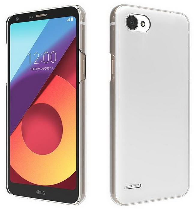 В сети появился рендер смартфона LG Q6 (G6 mini) - фото 1