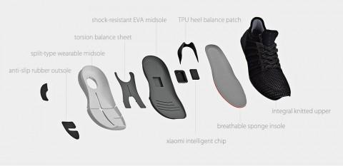 Xiaomi Mijia Smart Shoes