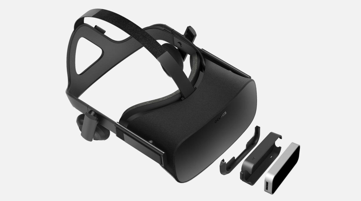 Лучшие шлемы виртуальной реальности для геймеров - Oculus Rift (1)