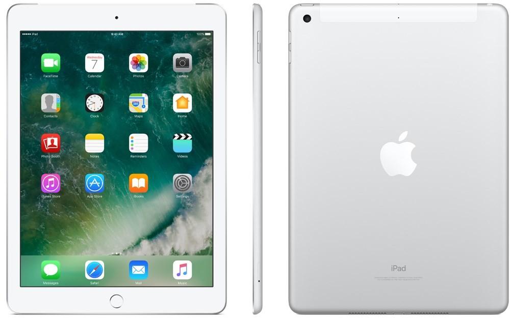 Топ-7 лучших планшетов 2017 года - Apple iPad (2017)