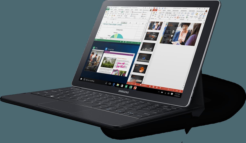 Топ-7 лучших планшетов 2017 года - Samsung Galaxy TabPro S