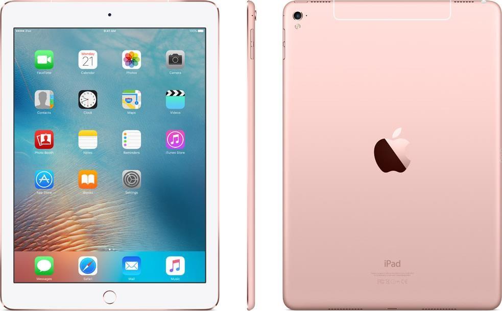 Топ-7 лучших планшетов 2017 года - Apple iPad Pro 9.7
