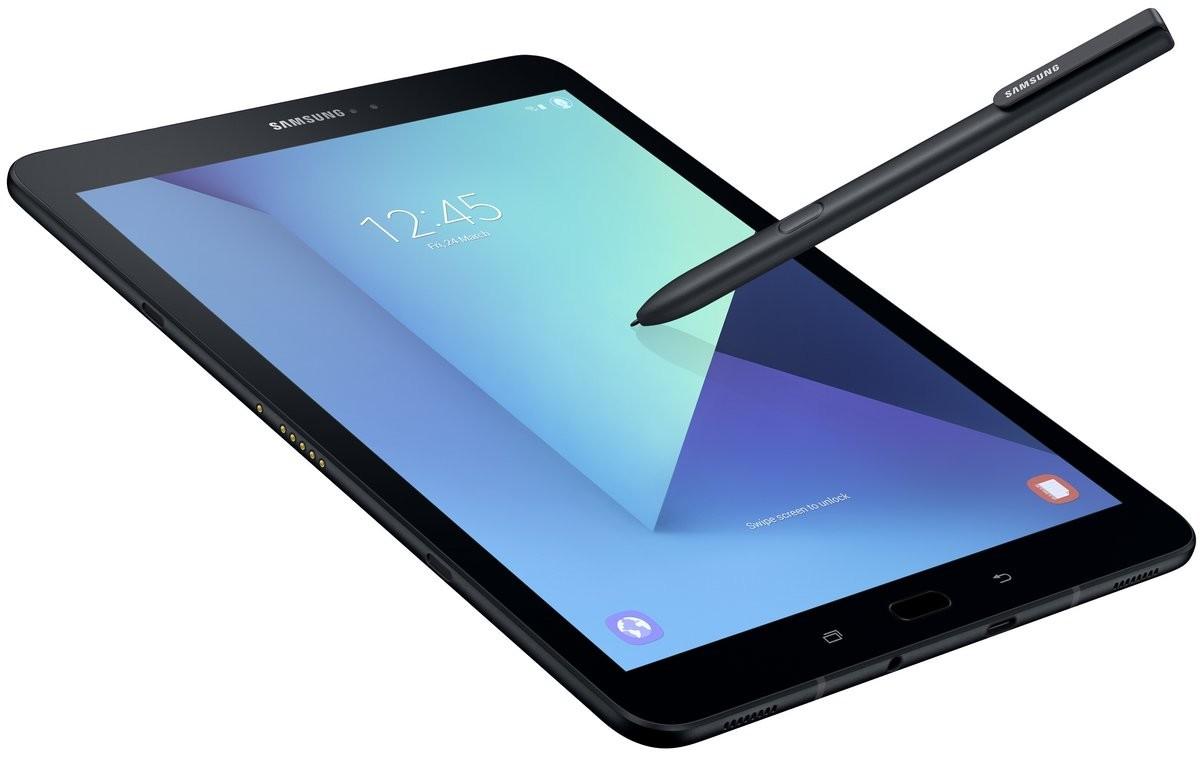 Топ-7 лучших планшетов 2017 года - Samsung Galaxy Tab S3 (2)