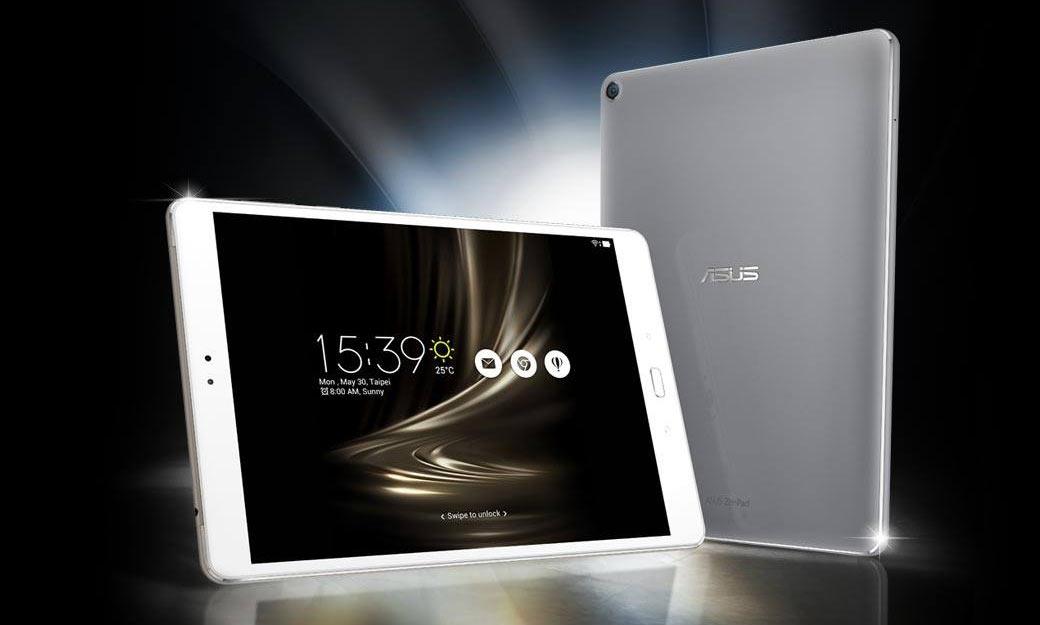 Топ-7 лучших планшетов 2017 года - ASUS ZenPad 3S 10