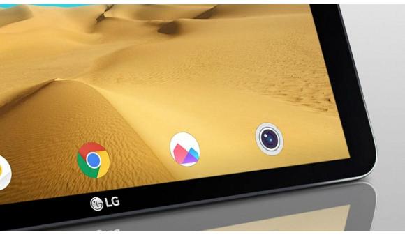 LG G pad II 10