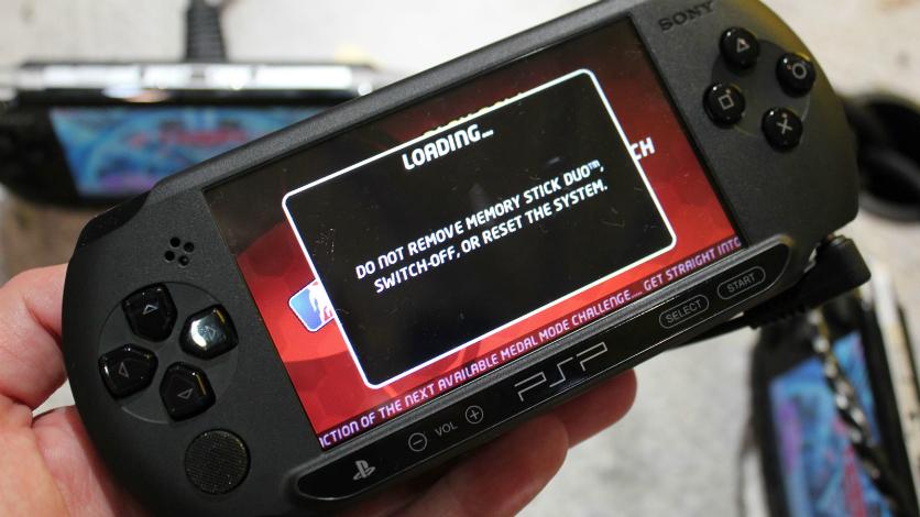 Купить PSP в 2017-м
