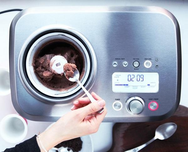 Автоматическая (компрессорная) мороженица