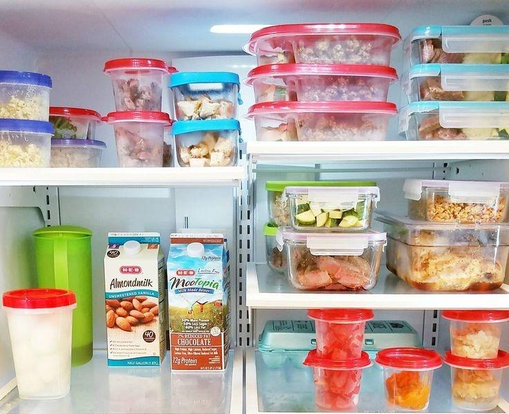 Как правильно хранить продукты в холодильнике удивительно просто, безумно актуально – Пищевые контейнеры в холодильнике