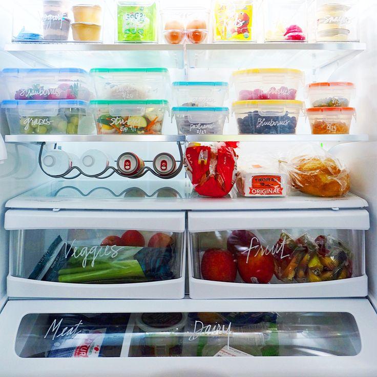 Как правильно хранить продукты в холодильнике удивительно просто, безумно актуально – Хранение пищи в контейнерах