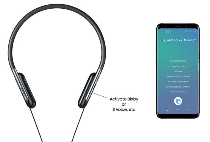 Компания Samsung представила гибкие Bluetooth-наушники U Flex – фото 1