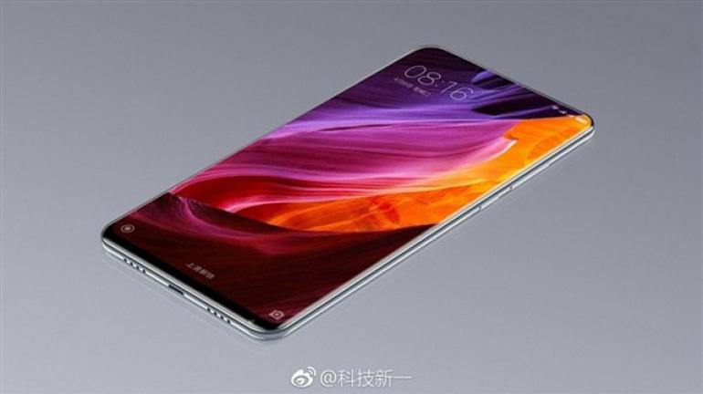 Smartphone Xiaomi Mi Mix 2 will be no frame at all? - Gadgets F