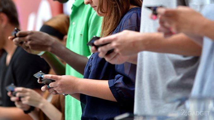 Актуальная версия iOS установлена у большего числа устройств, чем последняя Android (2 фото)