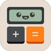 Топ-10 приложений для iOS и Android (7 - 13 августа) - Calculator Logo