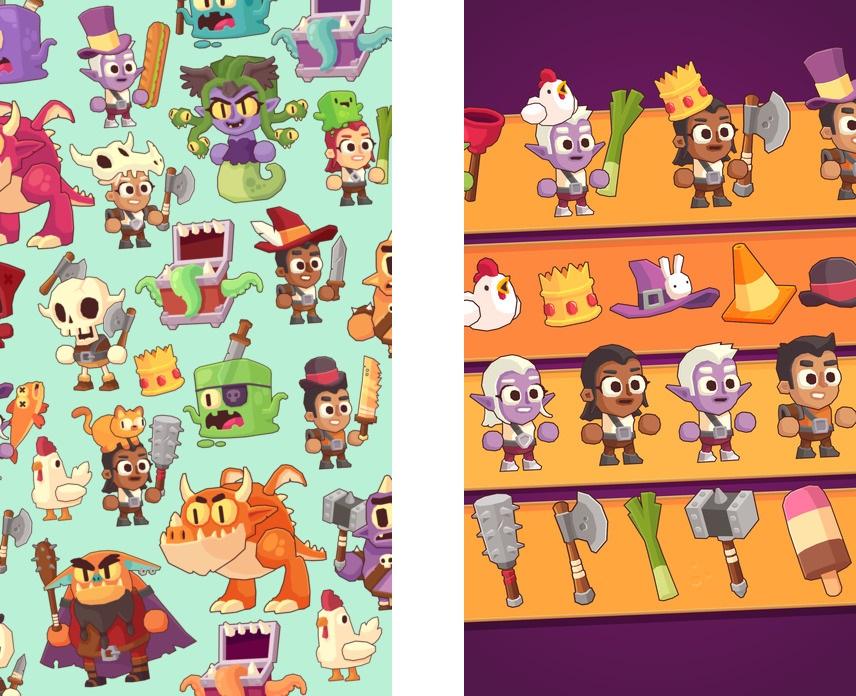 Топ-10 приложений для iOS и Android (7 - 13 августа) - Questy Quest (3)