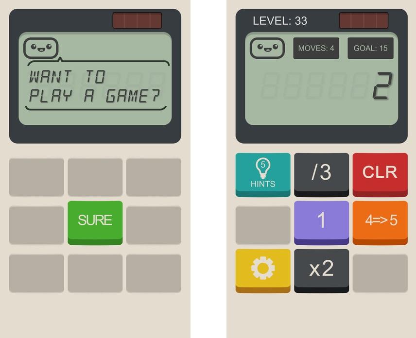 Топ-10 приложений для iOS и Android (7 - 13 августа) - Calculator (1)