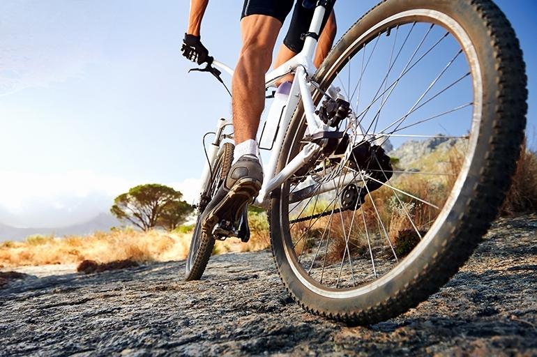 Катание на велосипеде-польза