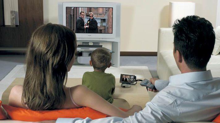 Досуг-у телевизора