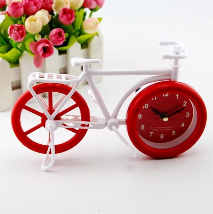 Велосипед-будильник