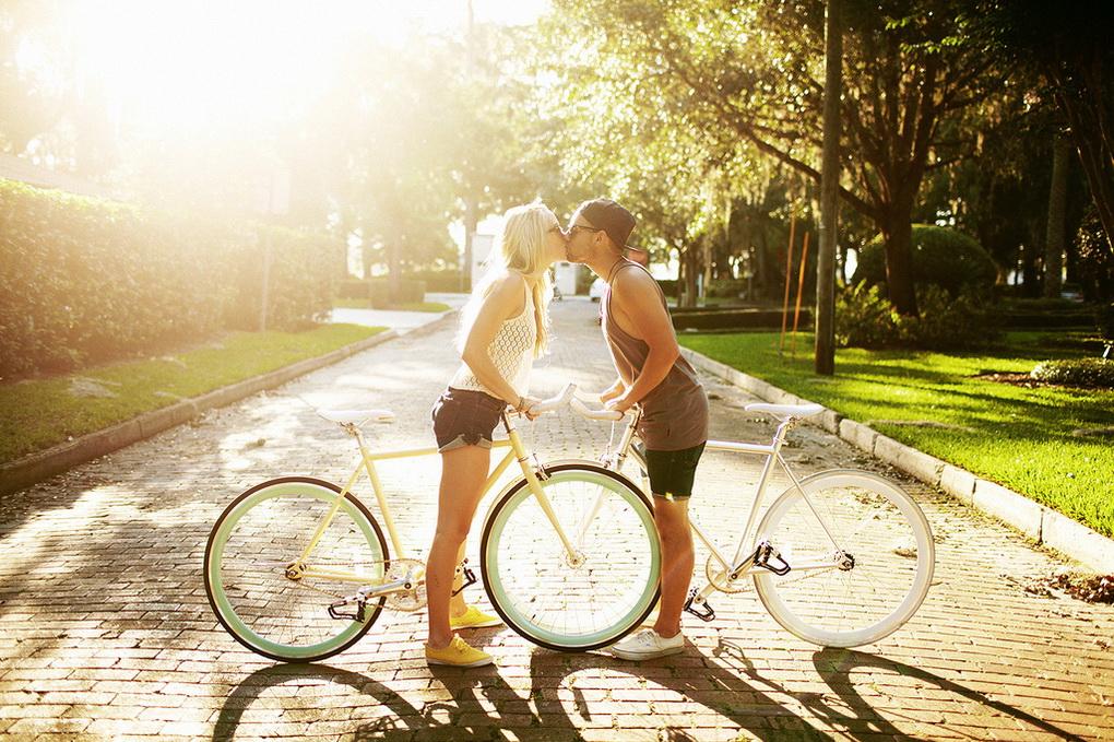 Велосипед и взаимоотношения