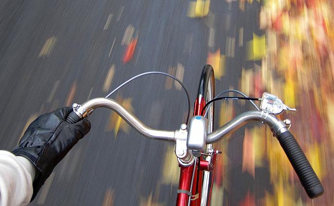 Велосипед-и скорость