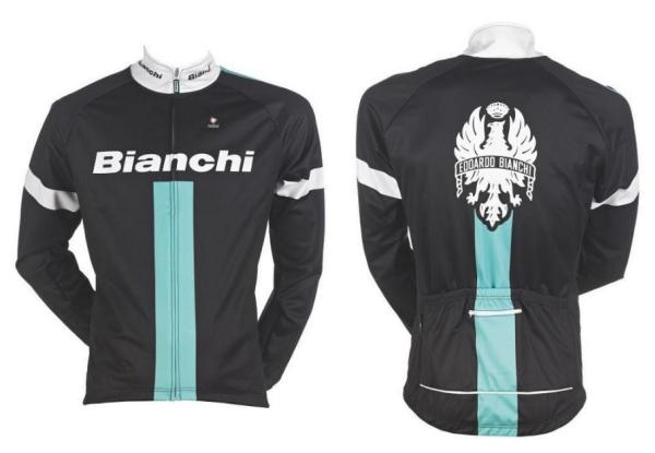 Bianchi REPARTO CORSE Nalini-ветровка