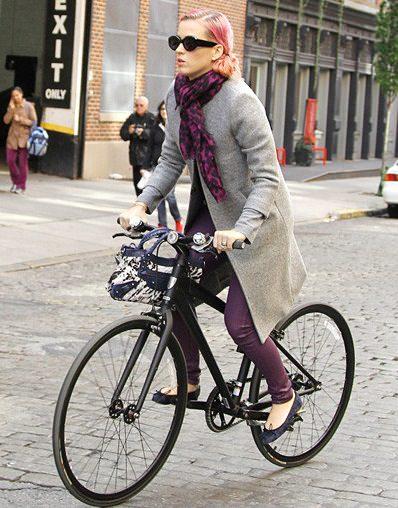 Велосипед и стиль