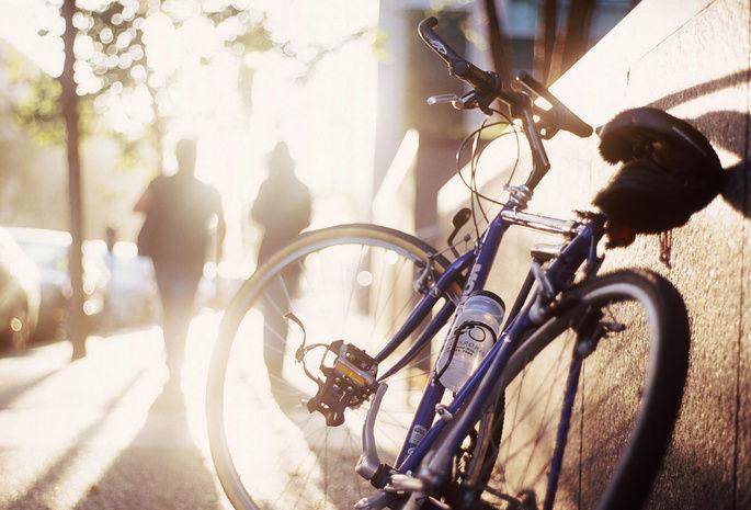 Велосипед-экологически чистый вид транспорта