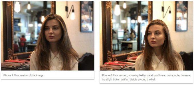 DxOMark: iPhone 8 Plus и iPhone 8 оснащены лучшими в мире камерами (13 фото)