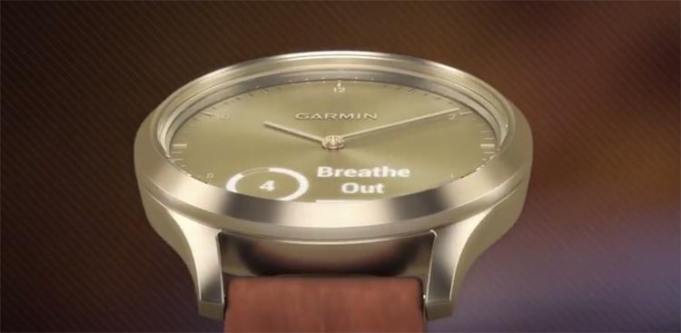 IFA 2017 Garmin представила гибридные смарт-часы vívomove HR - фото 1