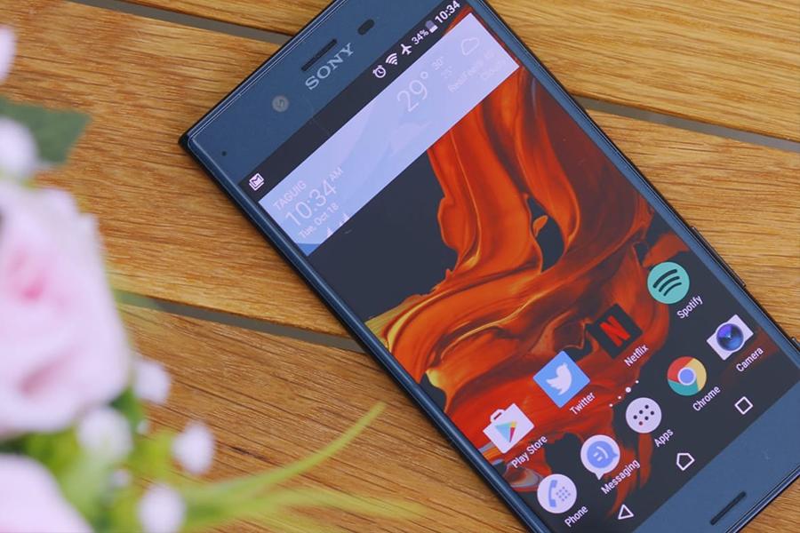 Официально представлены смартфоны Xperia XZ1 и Xperia XZ1 Compact