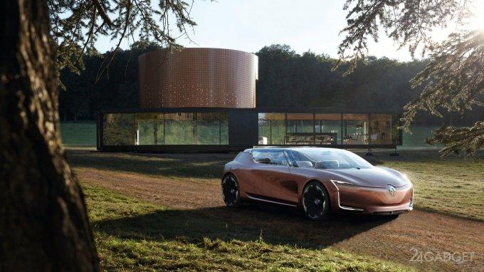 Renault интегрировала электрокар в экосистему умного дома (28 фото + 2 видео)
