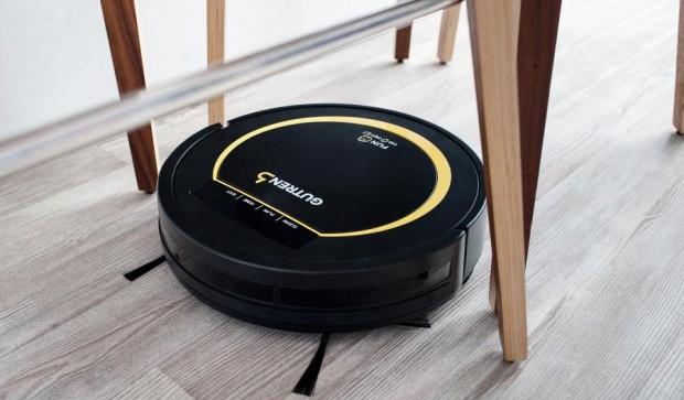 Робот-пылесос — верный помощник по уборке – Робот-пылесос Gutrend